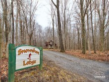 TW1, Snowshoe Lodge in Canaan Valley