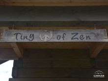 Tiny Peace of Zen in Canaan Valley