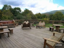 Hickory Flats 15, Hickory House in Canaan Valley