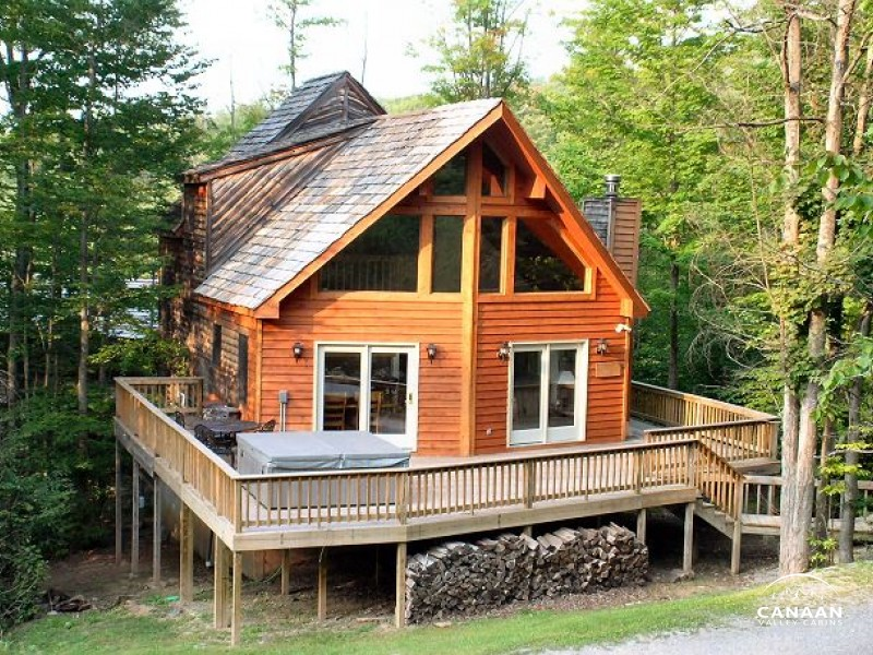 Vacation Home Rentals in Canaan Valley, West Virginia