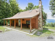 Mountain Glory (4WD required) Secluded Cabin, Comfortable Luxury, Valley Views Thumbnail Image
