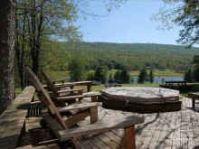 Lakeside Refuge in Canaan Valley